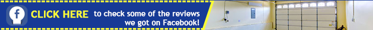 Join us on Facebook - Garage Door Repair Stoughton